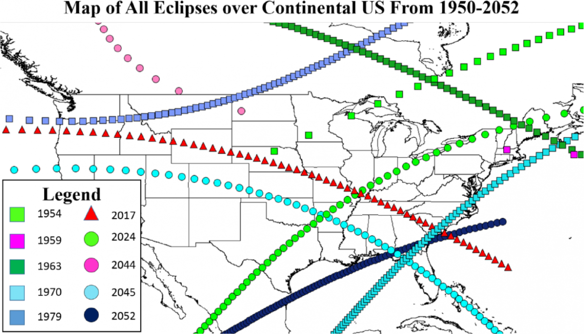 2017 Total Solar Eclipse Hamsci
