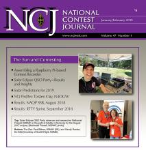 Cover of January/February 2019 National Contest Journal